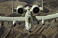 An A-10 Thunderbolt II flies a close-air-support mission over Afghanistan(4).jpg