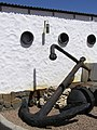 Anchor, Dunserverick Harbour - geograph.org.uk - 1339169.jpg