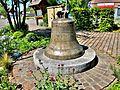 Ancienne cloche, moyenne, de l'abbatiale. (1).jpg