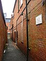Andover - Narrow Alley - geograph.org.uk - 1587404.jpg