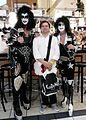 Andreas Paeslack (Mitte) im KDW 2005 (Anläßlich der Recherche zum Projekt »Das Vermögen der Kunst«.jpg