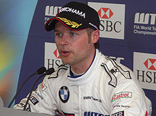 Andy Priaulx 2007 Curitiba after Race 1.jpg