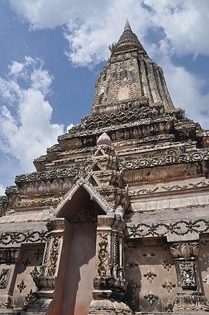 Ang Duong - Stupa of Ang Duong.