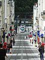 Angers - Tramway - Rue de la Roë (7663985584).jpg