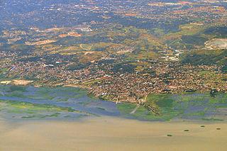 Angono Municipality in Calabarzon, Philippines