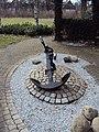 Ankare på skanörs nya kyrkogård.JPG