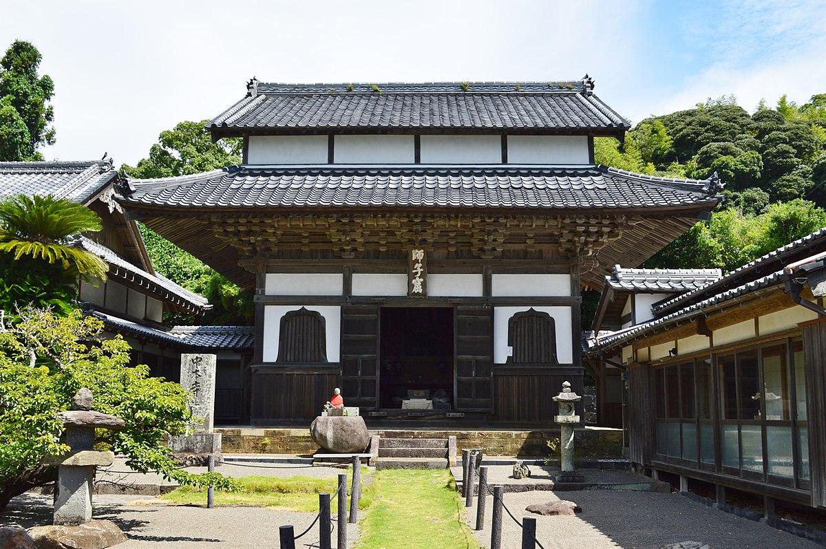 安国寺 (壱岐市) - Wikipedia