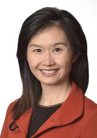 Anne Kang - Anne Kang in 2016.