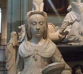 Anne de Bretagne as prudence