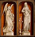 Annunciation Master of the Saint Barbara Legend The MET.jpg