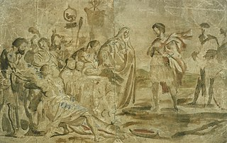 Copy of Rubens' \