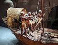 Antico regno, modello di nave, da saqqara, 02.JPG
