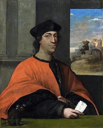 Antonio Maria Ciocchi del Monte - Antonio Maria Ciocchi del Monte, ca. 1512-15