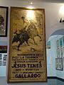 Anuncio de inauguración de la plaza de toros La Taurina en Huamantla,Tlaxcala.JPG