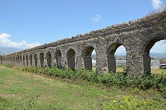Minturno - Aqueduct of Minturnae