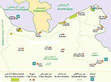 Iran Karte Deutsch.Iran Reiseführer Auf Wikivoyage