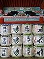 Architectural Detail - Toshogu Shrine - Nikko - Japan - 09 (48042302362).jpg