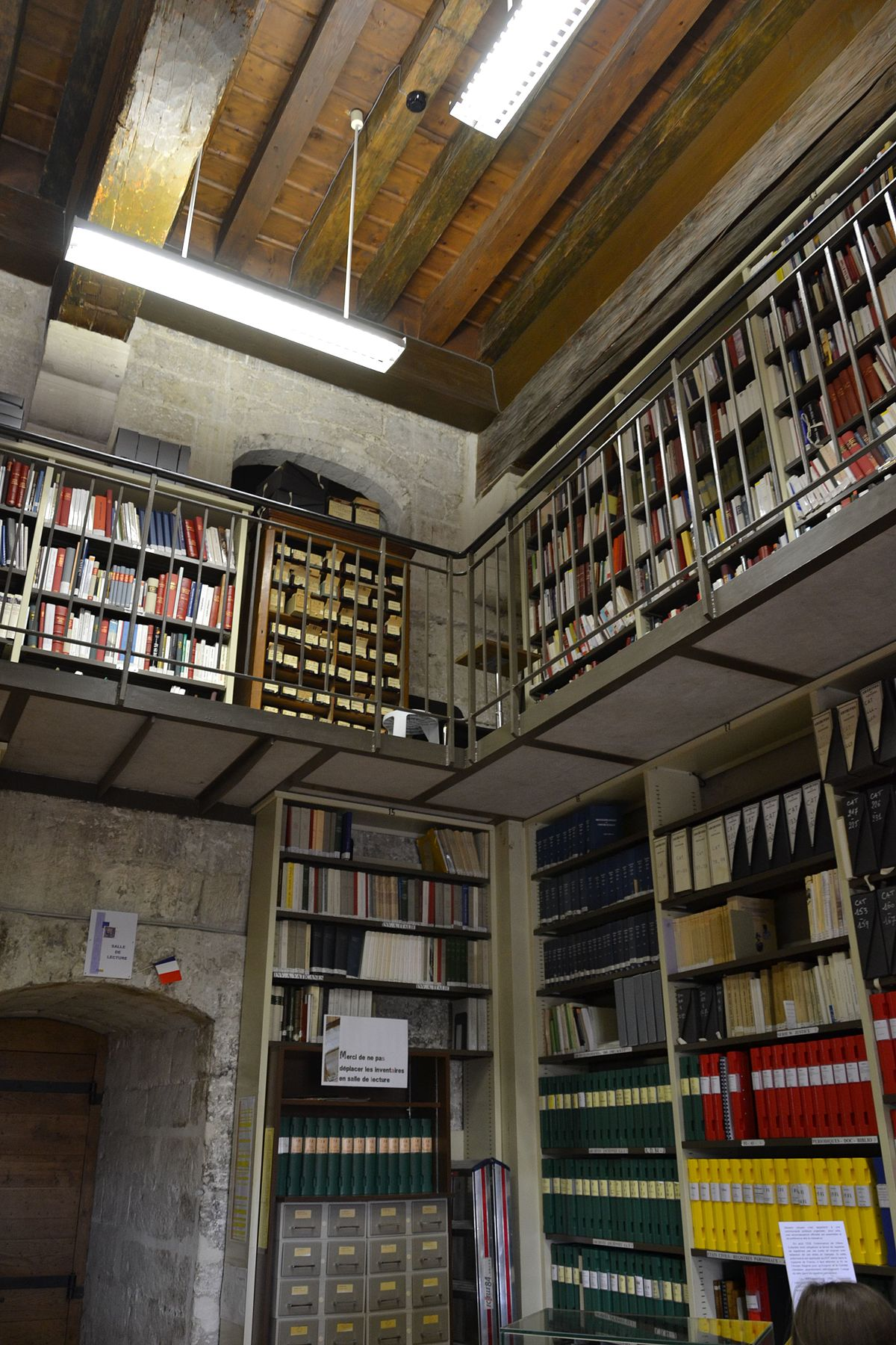 vaucluse archives