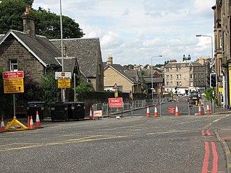 Ardmillan - Image: Ardmillan Terrace geograph.org.uk 200336