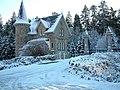 Ardverikie Gatehouse at Christmas - geograph.org.uk - 603157.jpg