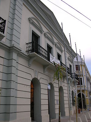 Arecibo town hall