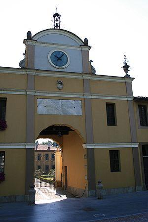 Arese - Villa Ricotti.
