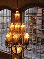 Arlene Schnitzer Concert Hall - chandelier, 2012.JPG