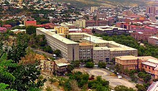 Armenian National Agrarian University university in Yerevan