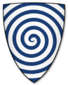 Armorial Bearings of the GORGES of Eye, Herefordshire.png