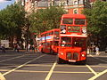 Arriva Routemaster buses, route 19 and 38, 10 August 2004.jpg