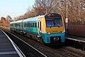 Arriva Trains Wales Class 175, 175109, Shotton Low Level railway station (geograph 3800345).jpg