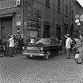 Arrivo in Duomo del Cardinale Urbini per le celebrazioni del nuovo seminario - Piazza Pia, Cesena - 15-0-1963.jpg