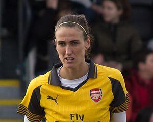 Jill Scott (footballer) - Scott in 2017