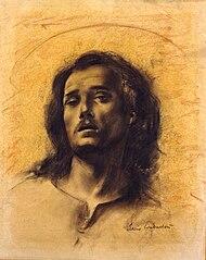 Studio per Gesù alla colonna