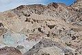 Artist's Palette in Death Valley in California - 2012-03-14 A.jpg