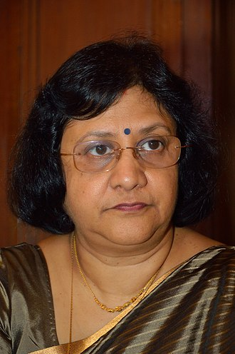 first woman chairperson of state bank of indiaArundhati Bhattacharya