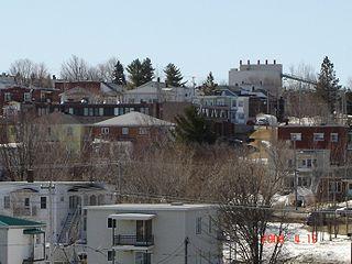 Asbestos, Quebec Town in Quebec, Canada