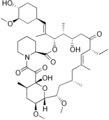 Ascomycin structure.png