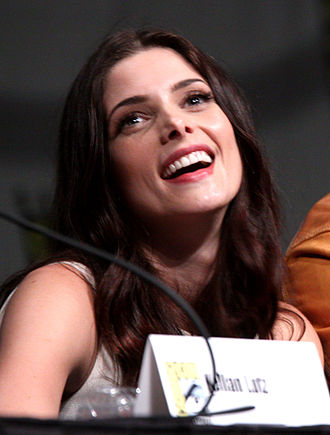 Ashley Greene - Greene at the San Diego Comic-Con International in July 2012