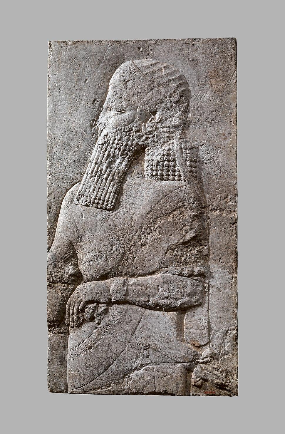 Assyrian Crown-Prince MET DP-13006-005