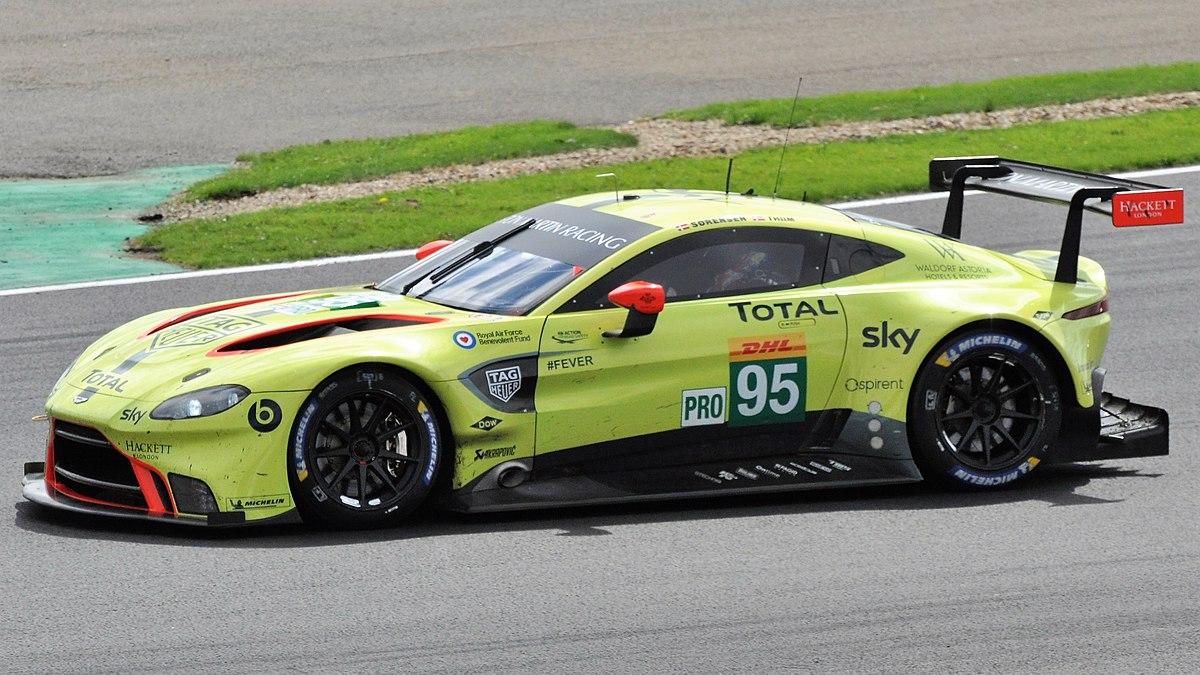 Aston Martin Vantage Gte 2018 Wikipedia