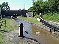 Atherstone Locks No 6, Coventry Canal, Warwickshire - geograph.org.uk - 1145320.jpg