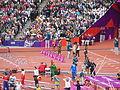Athletics at the 2012 Summer Olympics – Men's 100 metres, Preliminaries heat 1 (3).JPG