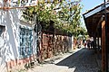 Atistic view from a street with grape, in the old bazaar of Gjakova.jpg