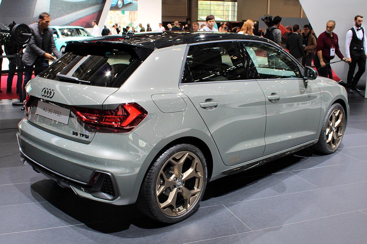 Audi 35 Tfsi