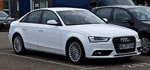 Compact executive car - 2014 Audi A4