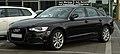Audi A6 3.0 TDI quattro (C7) – Frontansicht, 13. Mai 2011, Velbert.jpg