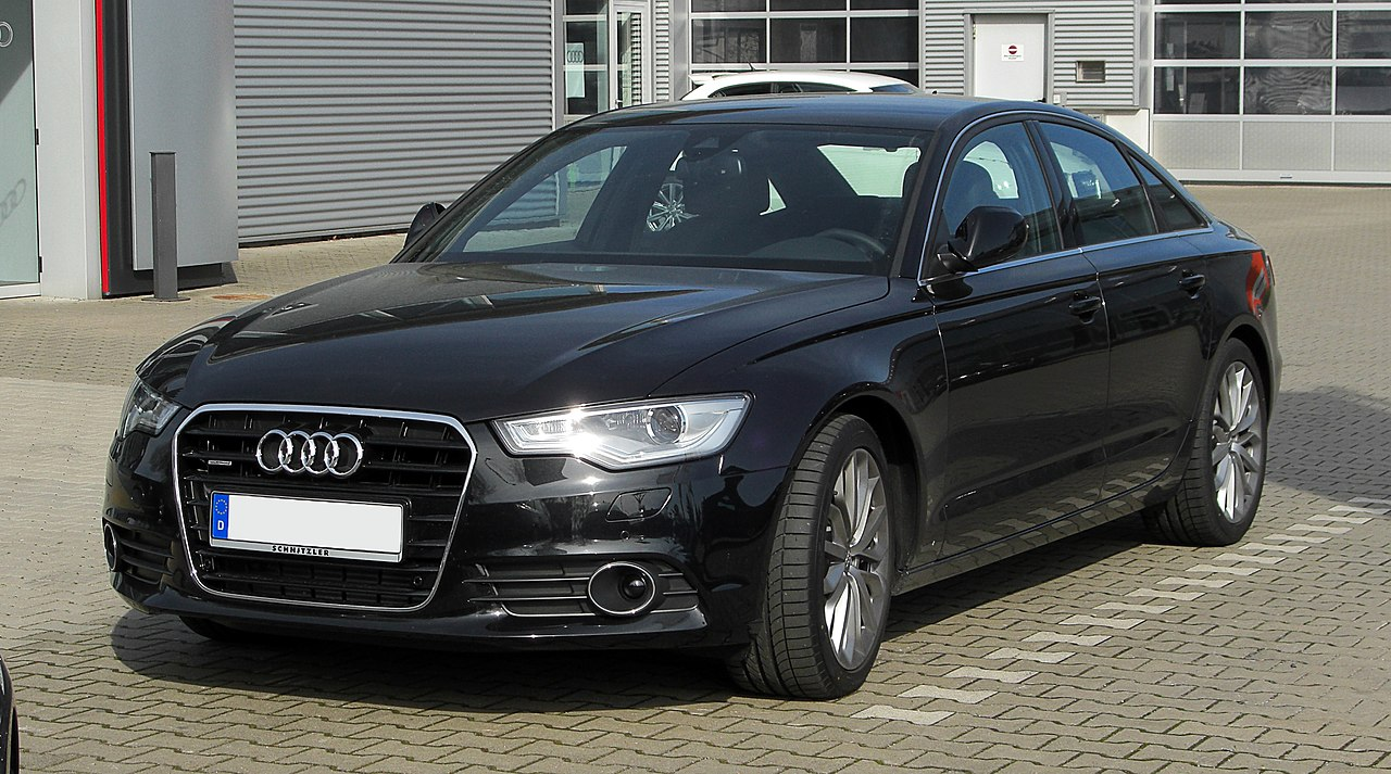 file audi a6 3 0 tdi quattro c7 frontansicht 2 april. Black Bedroom Furniture Sets. Home Design Ideas