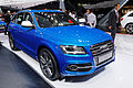 Audi SQ5 - Mondial de l'Automobile de Paris 2014 - 001.jpg