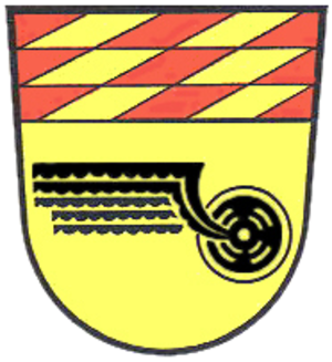 Aulendorf - Image: Aulendorf Wappen